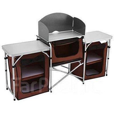 45/20⚡⚡⚡Всё для туризма и активного отдыха. Новинки⚡⚡⚡ — Столы и комплекты !!! — Кухни и кемпинговая мебель