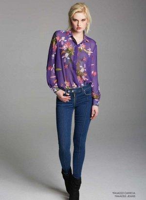 Стильные джинсы на 42 размер.Цена снижена!