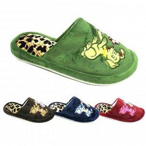Домашняя обувь (тапочки), синий