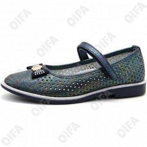 Красивые школьные туфли 35 размер