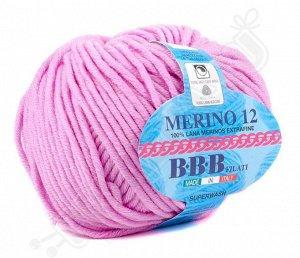 MERINO 12 (8997) светло-лиловый