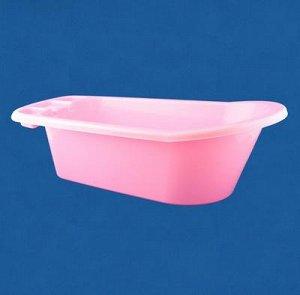 Ванна Ванна дет. 65,0л АНГОРА розовая Материал: пластмасса Страна производства: Россия Цвет: розовый В просторной ванночке детской Ангора очень удобно купать малыша. Для Вашего комфорта у ванночки ест