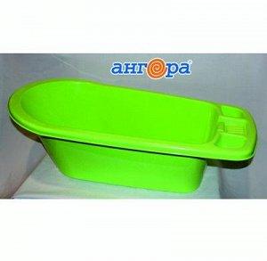 Ванна Ванна дет. 65,0л АНГОРА салатовая