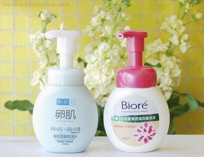 🍀Товары из Японии и Кореи.Уникальное предложение! Акции!🍀 — Мыло для рук и лица — Гели и мыло