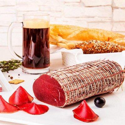 Белебеевские сыры и масло и колбасы от ТД ВиК — Мясо сыровяленое — Мясные нарезки и снеки