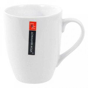 """""""ДМ"""" Кружка фарфоровая """"Зеленый чай"""" 320мл, д7,7см, h10,3см"""