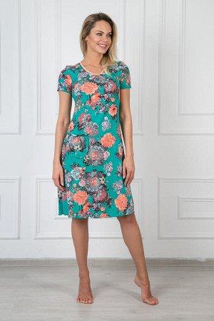 Платье домашнее маруся