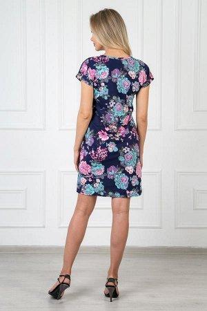 Платье женское лилия