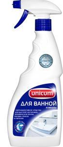 UNICUM Спрей для ванной комнаты 500 мл (сверхэффективный)/12