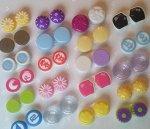 Контейнеры для МКЛ плоский цветной упаковка