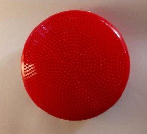 Балансировочный диск (массажер двухсторонний надувной)