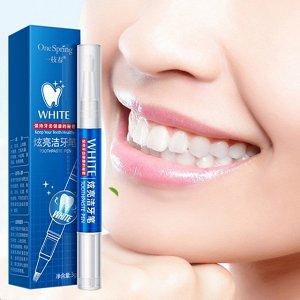 Мятный гель-карандаш для отбеливания зубов