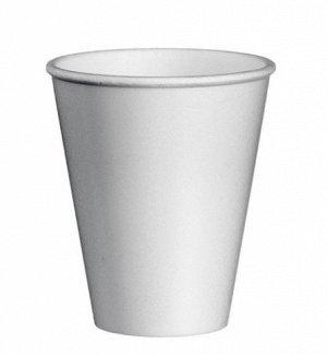 Стаканчик бумажный белый, 160мл (Для вендинга)