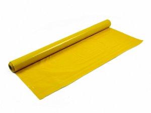 Плёнка тепличная жёлтая