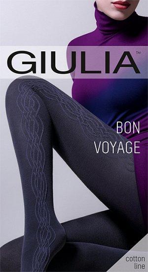 Продам новые плотные колготки  Giulia  BON VOYAGE, молочного цвета.
