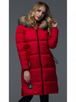 Пуховик -змнее пальто