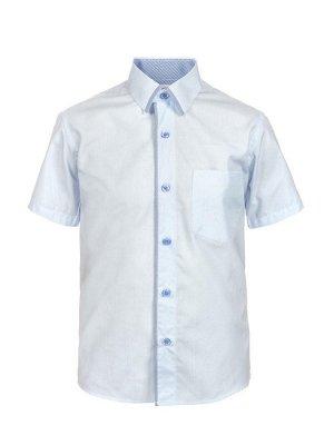 Рубашка для мальчика, р146 (подойдет для школы)