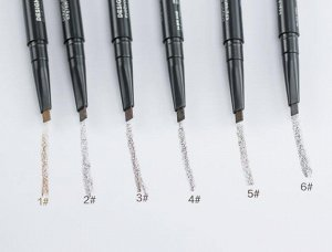 Карандаш для бровей The Face Shop Designing Eyebrow Pencil, 0.3g