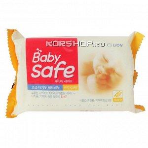 """Мыло для стирки детских вещей с ароматом акации """"Baby safe"""", 190г О"""