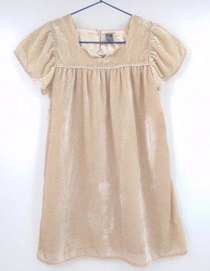 Платье Стильное платье А-образного силуэта из бархата на подкладе.