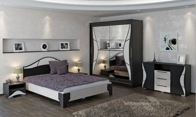 """Некоторые модули есть в наличии! Остатки склада! — Мебель для спальни серии """"Верона""""! — Спальня и гостиная"""