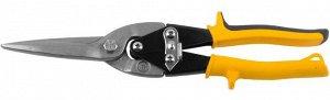 STAYER Прямые удлинённые ножницы по металлу