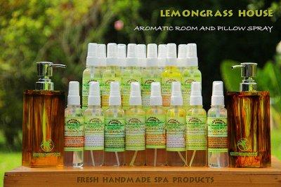 Тайский супермаркет! Мега-дешево! Мега-ассортиментище! 96 — Лемонграссхаус ароматерапия — Для дома