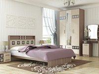 Некоторые модули есть в наличии! Остатки склада! — Мебель для спальни серии Коста-Рика! — Спальня и гостиная