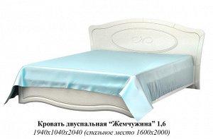 Кровать 1940х1040х2042  сп.м (1600х800)