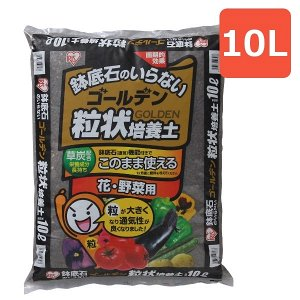 Зернистая Почва для цветов и овощей 10 л