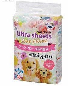 Впитывающая пеленка с цветочным ароматом (59 см*90 см 18 шт)