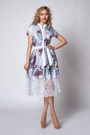 Платье на 48р.