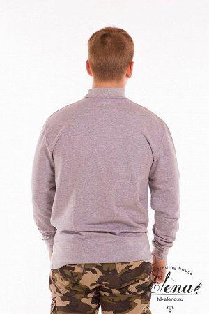 Водолазка Водолазка мужская, однотонная (начёс 2-х нитка), свободного кроя, с длинным рукавом на манжете и высоким воротом. Размерный ряд: 44-68. Состав Хлопок 100% Артикул 10017 Базовая единица шт