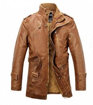 Куртка мужская утепленная, цвет Кэмал