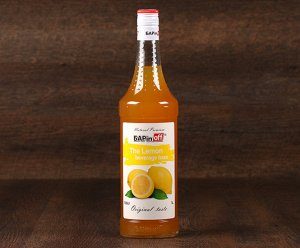 Лимонный сок, концентрированный Баринофф, 1 л