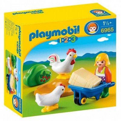 Gulliver - любимые игрушки! Распродажа — PLAYMOBIL - СКИДКИ — Конструкторы и пазлы