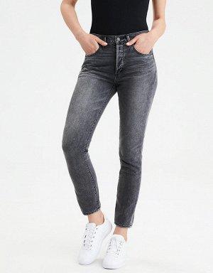 Шикарные тонкие хб джинсы американигл на 48-50 с худыми икрами