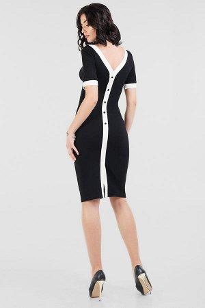 Платье 1088.2 черное