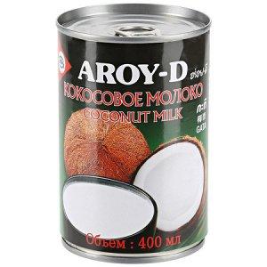 Кокосовое молоко AROY-D , 400мл, ж\б 1*24
