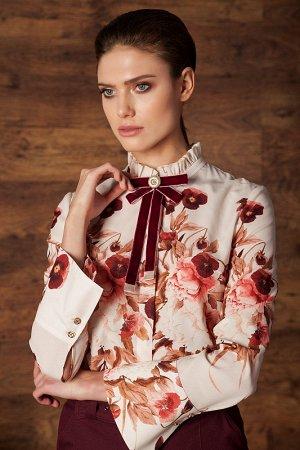Блуза белорусской марки Nova line