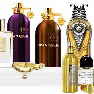 Нишевый и люксовый парфюм — НОВИНКИ
