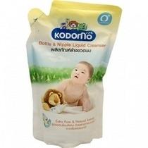 """LION """"Кодомо"""" Жидкость для мытья бутылок и сосок (0+) 700мл (мягкая упак.) Таиланд"""