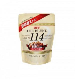 UСС Кофе натуральный растворимый сублимированный Бленд 114, 70 гр.