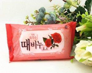 Мыло с экстрактом розы, Ю.Корея