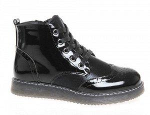 Ботинки осень на байке Сказка