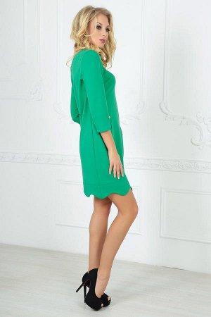 Платье 2503.47 зеленое