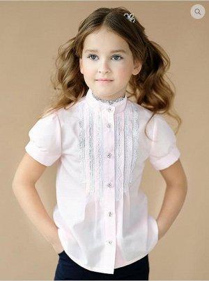 Блузка , короткий рукав