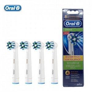 Сменная насадка Oral-B Cross Action 1 штука