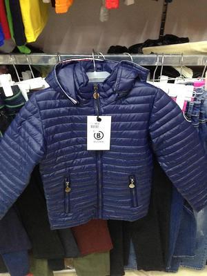 Куртка ВOGN*R цвет темно-синий