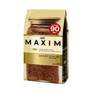Японские вкусняшки!Сладости!Кофе,лапша! Наличие! — Кофе MAXIM 180 г! — Кофе и кофейные напитки